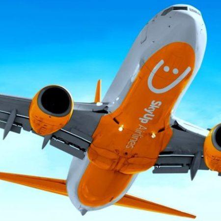SkyUp відкриває прямі рейси до Дубаї