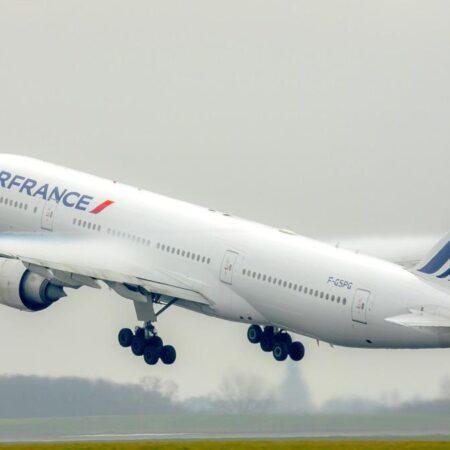 Air France возобновляет прямые рейсы Киев — Париж