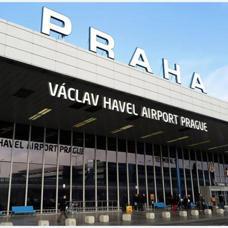 02.03.2020 Аэропорт в Праге начал трансляцию взлетов и посадок самолетов
