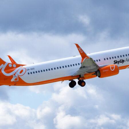 Авиакомпания SkyUp Airlines выполнит ряд специальных рейсов