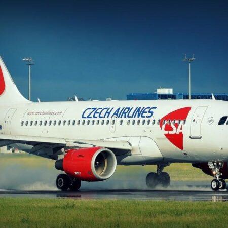 Czech Airlines  планируют возобновить выполнение рейсов с 18 мая 2020 года