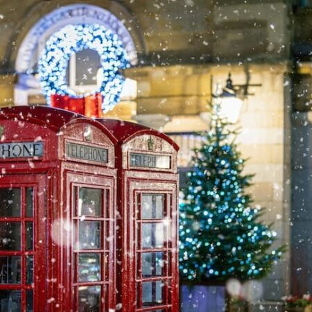 Британія планує пом'якшити карантин під час Різдвяних свят