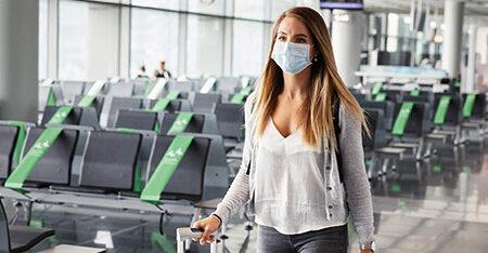 Нові правила в'їзду до Німеччини з 11 січня 2021 року.